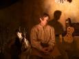 Actor Julian Pindar in 'Carnival of Wonders'